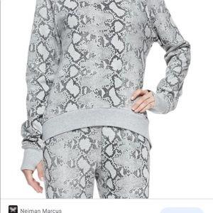 Pam & Gela printed animal sweatshirt